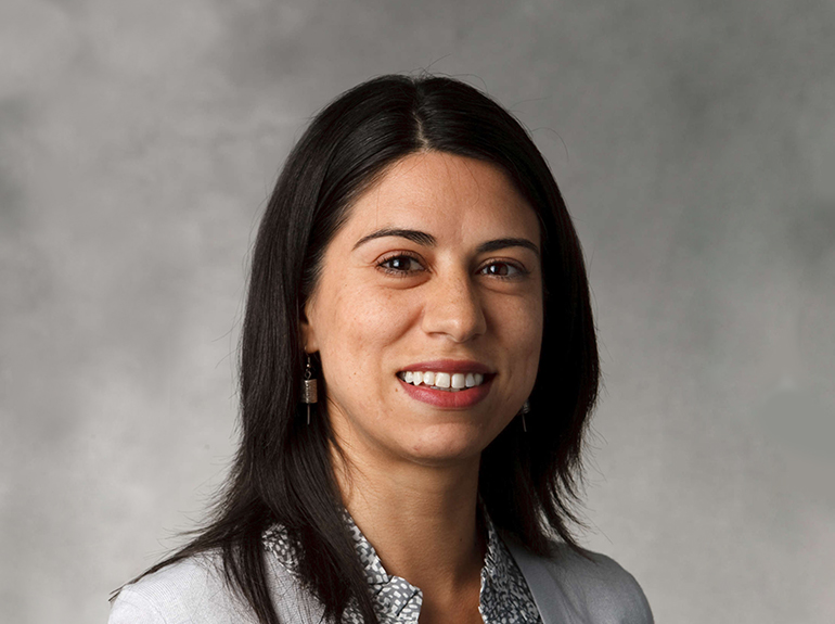 Headshot of Dr. Paola Ehrmantraut.