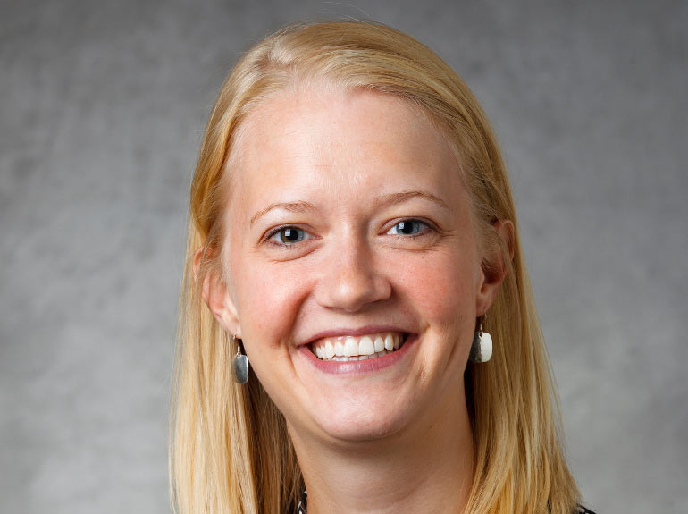 Headshot of Dr. Allison Jessee.